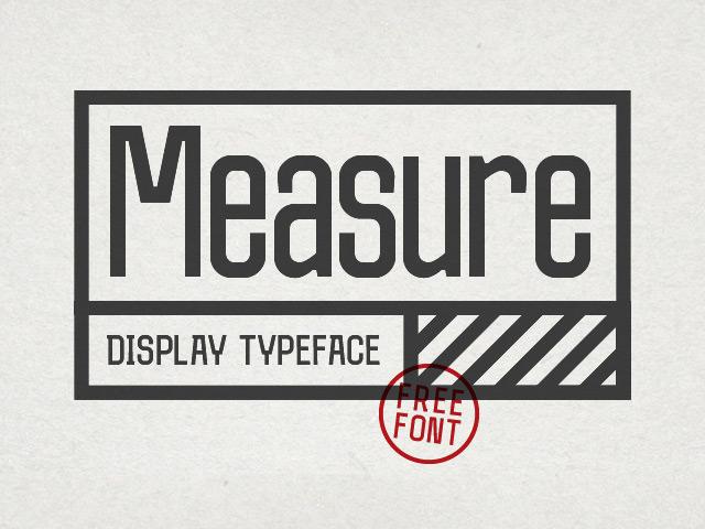 Measure Font