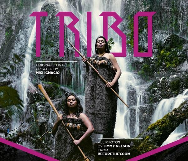 Tribo Font