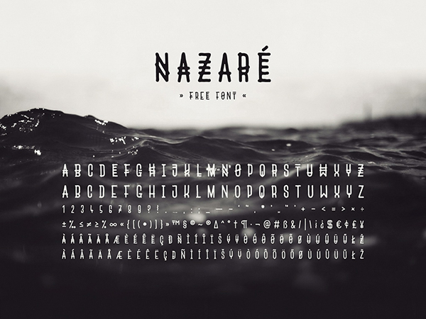 Nazare Font