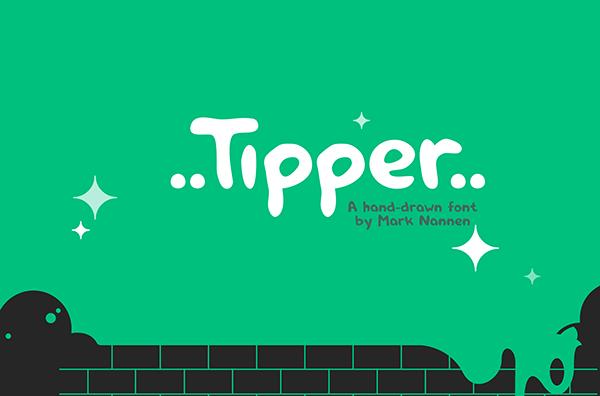 Tipper Font