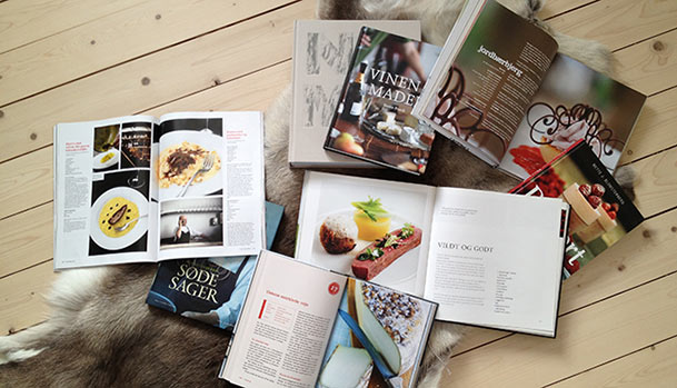 Inspiration from cookbooks