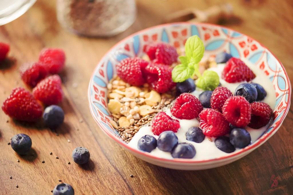 Vor allem Obst und Gemüse können vor Depressionen schützen