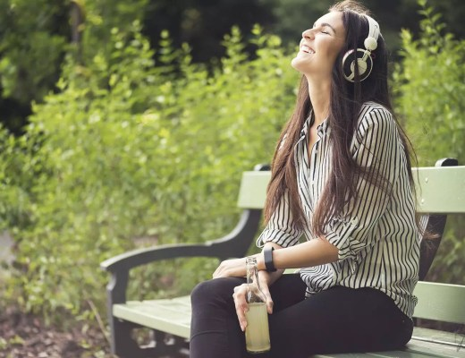 """""""One good thing about music, when it hits you, you feel no pain."""" – Bob Marley"""