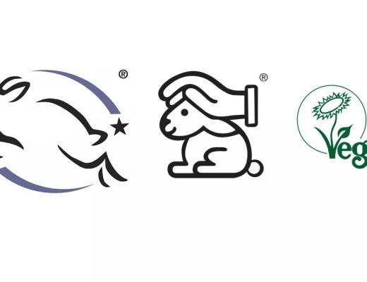 Die drei gängigsten Siegel für Produkte ohne Tierversuche