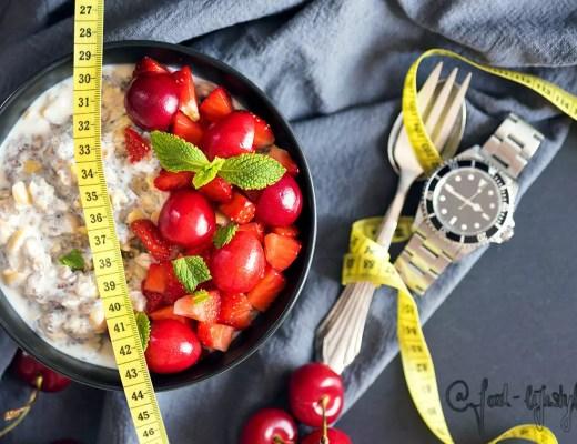 Beim Intervallfasten dreht sich alles um die Einhaltung von Essens- und Fastenphasen