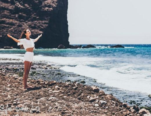 Für jeden Tag am Meer bin ich unendlich dankbar, hier bin ich ein ganz anderer Mensch