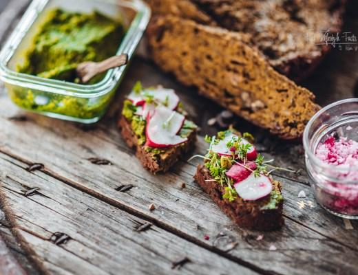 Chia-Buchweizen-Brot Rezept vegan glutenfrei Food-Lifestyle-Facts Rosa Lazic
