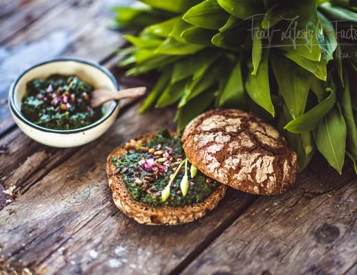 Bärlauchpesto einfach selber machen – Food Lifestyle Facts