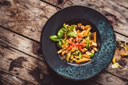 Low Carb Nudelsalat Rezept