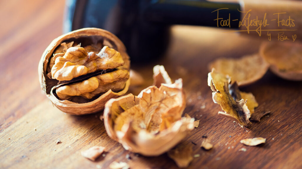 Walnuts are a great source of polyunsaturated fatty acids!