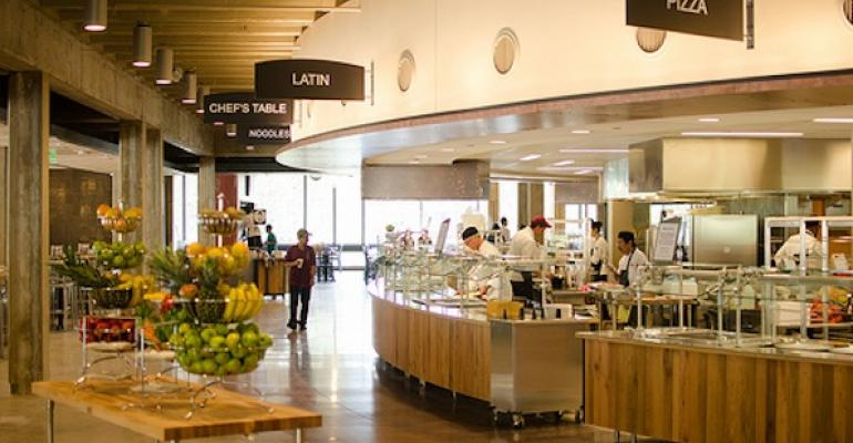 Renovated UMass Dining Commons Gets LEED Gold