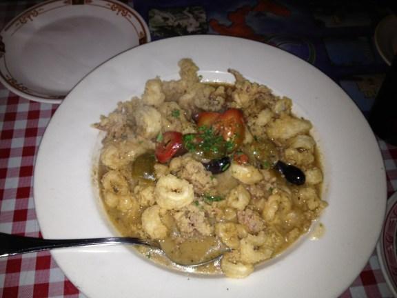 Sicilian Calamari