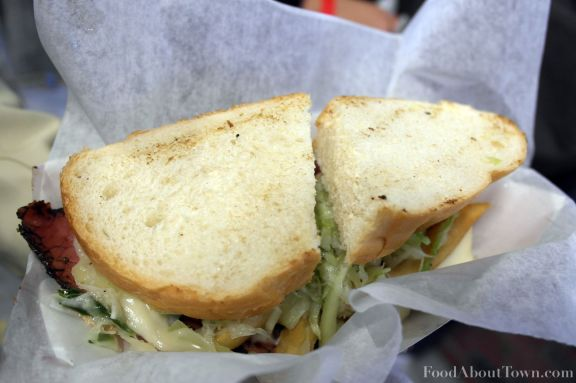 Pastrami ROC Sandwich