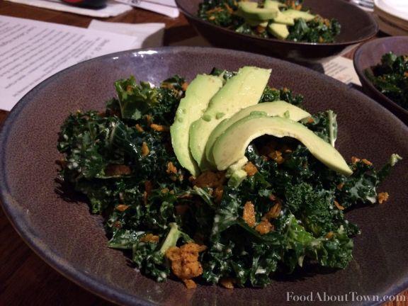 Furoshiki Kale Salad
