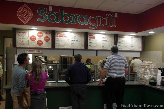 Sabra Storefront