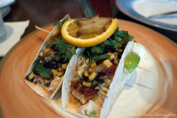 Havana Fish Tacos