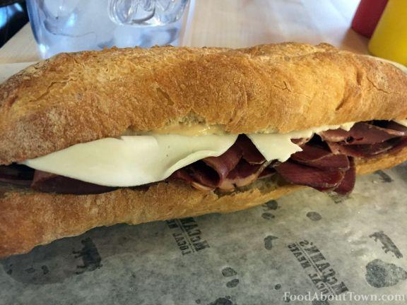 McCann's HT Sandwich