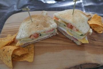Clubsandwich | Foodaholic.nl
