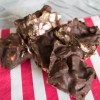 Rocky road snickers | Foodaholic.nl