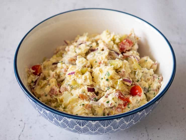 Aardappelsalade | Foodaholic.nll