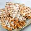 Glutenvrije Luikse wafels | Foodaholic.nl