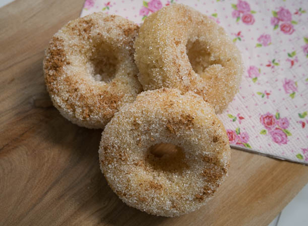 Glutenvrije oven donuts | Foodaholic.nl