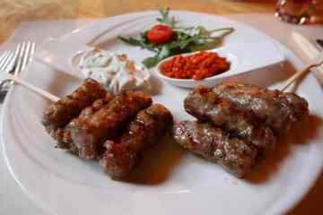 Balkan restaurant Joegoslavie   Foodaholic.nl