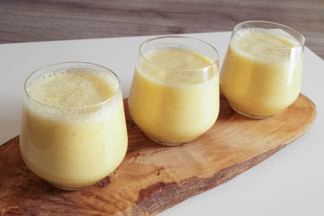 Smoothie ananas en kokos | Foodaholic.nl