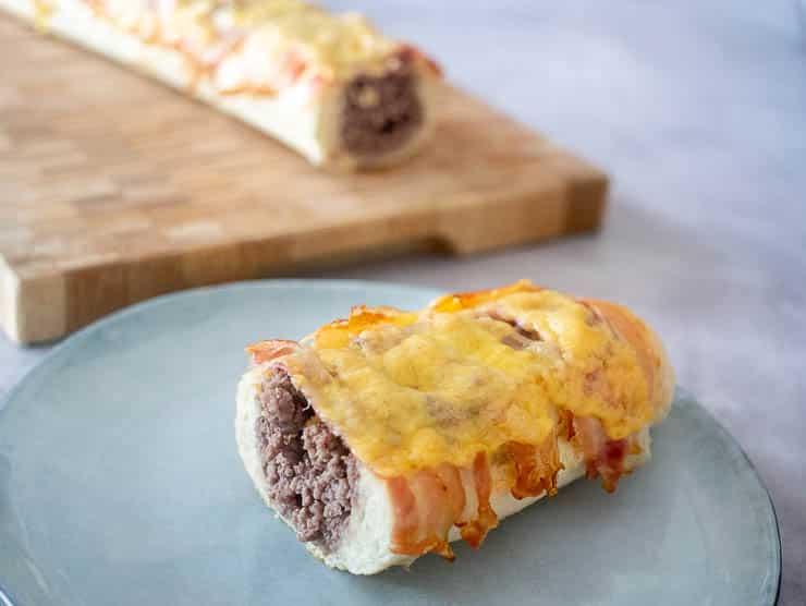 Gevuld stokbrood | Foodaholic.nl