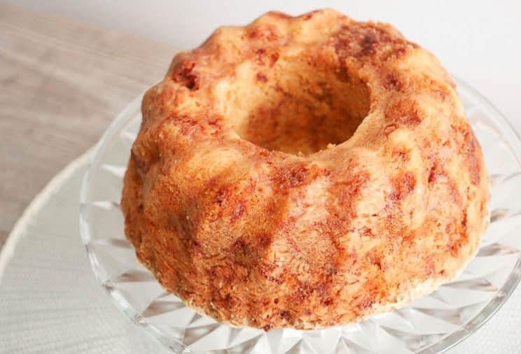 Appel kaneel tulbandcake | foodaholic.nl