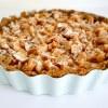 Appel- kaneel cheesecake   Foodaholic.nl