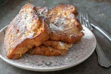 Wentelteefjes van suikerbrood | Foodaholic.nl