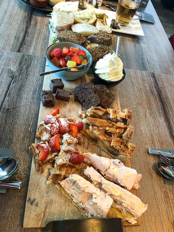 High tea bij 'Bij 't Raadhuys' in Barneveld | Foodaholic.nl
