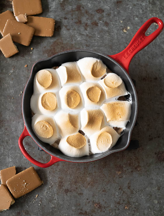 S'Mores met café noir | Foodaholic.nl
