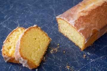 Quatre quarts au citron | Foodaholic.nl