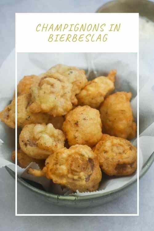 Champignons in bierbeslag   Foodaholic.nl