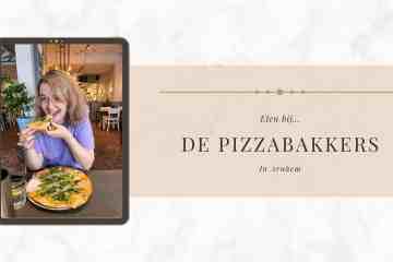 Eten bij de Pizzabakkers in Arnhem | Foodaholic.nl