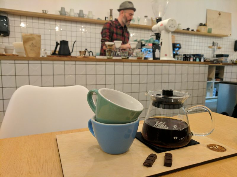 Coffee & Chocolate Pairing