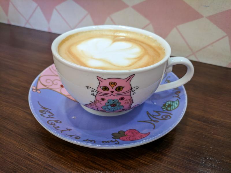 Málaga - Bertani Café
