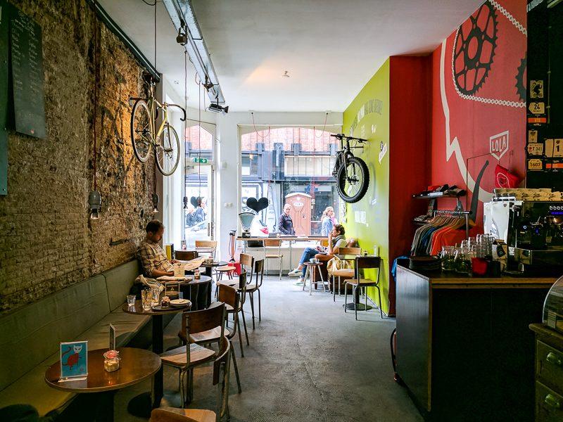 De beste koffie van Den Haag - Lola's Bikes & Coffee