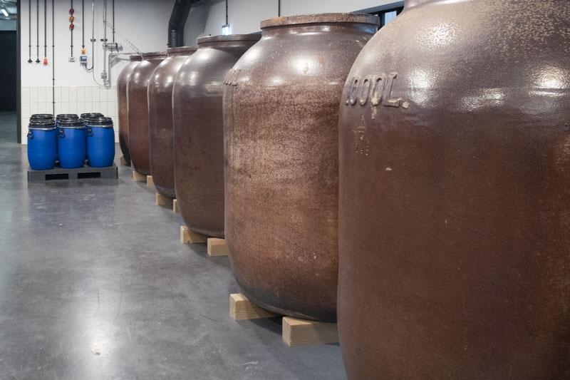 Monkey 47 - Aging barrels