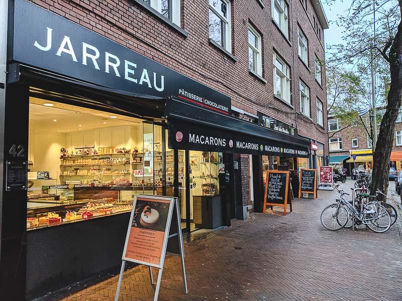 Jarreau, Den Haag