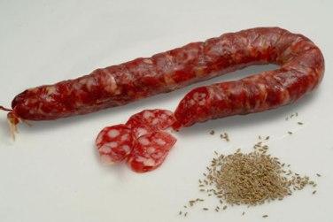 salsiccia aviglianese salumi maiale marni salumi basilicata lucania