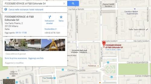 maps nuovi uffici