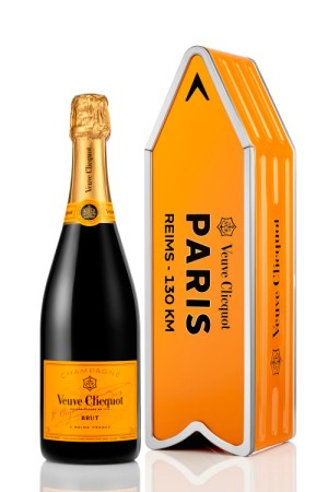 Clicquot Arrow 2