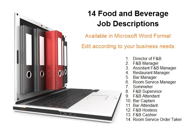 Food And Beverage Trainer