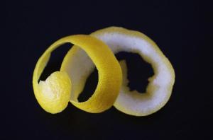 lemon-peel