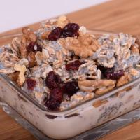 Oatmeal Recipe With Dates  And Walnut