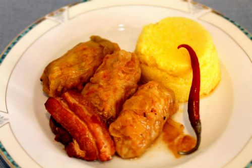 Sarmale-recipe