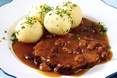 Food From the World: Sauerbraten